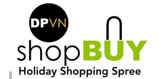 DPVN ShopBUY Holiday Shopping Spree