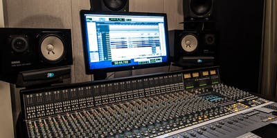 The 2nd Annual College of Southern Nevada Audio Industry Event