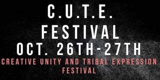 C.U.T.E. Festival (Creative Unity & Tribal Expression)