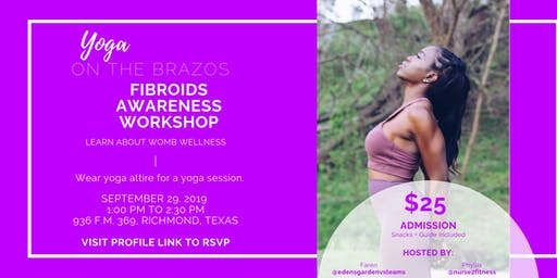 Fibroid Awareness Workshop
