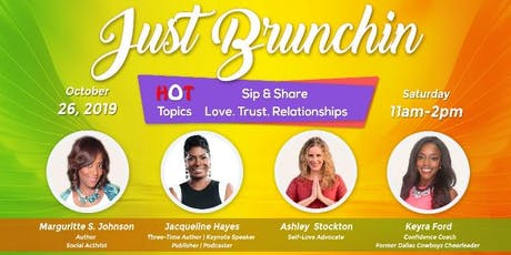 Just Brunchin': Sip & Share tickets