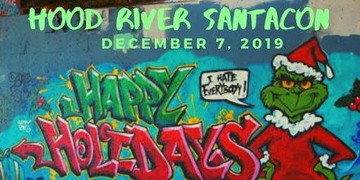 Hood River SantaCon 2019