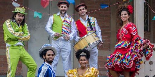 """DESCONTO! Espetáculo """"Sertão Encantado"""" no Teatro Jaraguá"""