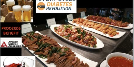 Stop Diabetes - Wine, Beer & Heavy hors d'oeuvres Fund Raiser tickets
