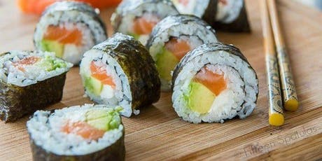 Intro to Sushi Cooking Class tickets
