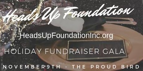 Heads Up Foundation & Subrina Miller - 20th Anniversary Black Tie Gala tickets