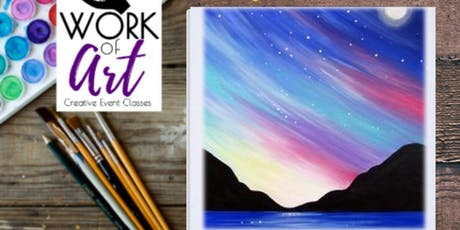 Paint night: Sunset Dreamin tickets