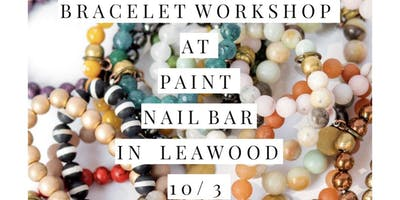 DIY stacking bracelet workshop!