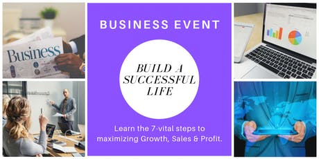 Mastering Your Business For Maximum Profit & Success tickets