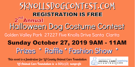 Five Knolls Halloween Dog Costume Contest tickets