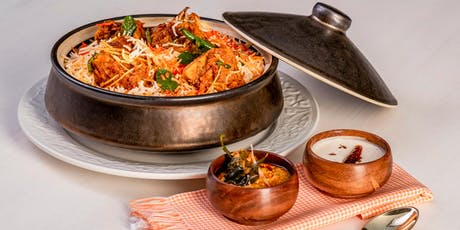 Simply Indian Cooking Class tickets