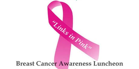 """""""Links in Pink"""" Breast Cancer Awareness Luncheon tickets"""