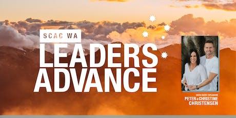 SCAC WA Leaders Advance tickets