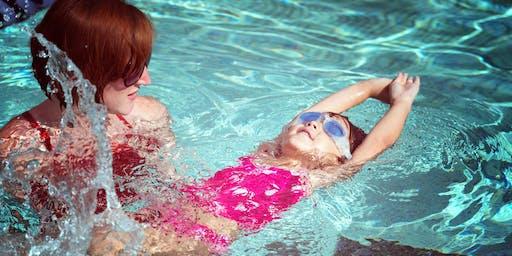 Late Fall Session 3 Swim Lesson Registration Opens 07 Nov: Classes 25 Nov - 06 Dec (Week 1 Mon-Wed / Week 2 Mon–Fri)