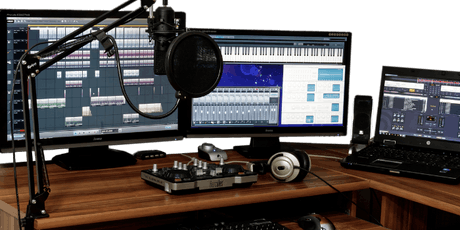 Workshop: Vocal Production/Mixing 101 in a Home Studio (Sydney - Sat 19/10) tickets