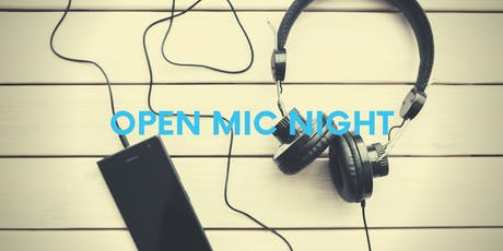 Open Mic Night at GoBurrito tickets
