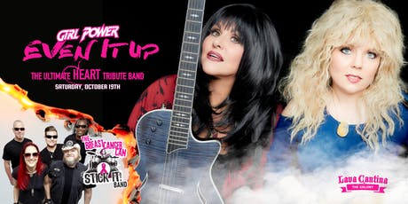 Even It Up - A Heart Tribute tickets