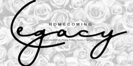 g2 | Young Alumni Nupes | SocialPreneurs present HOMECOMING LEGACY tickets
