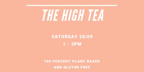 The High Tea tickets