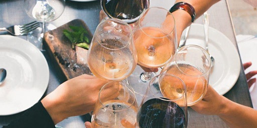 The Summer Time Wine Social