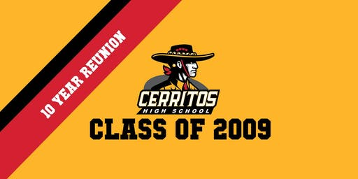 Cerritos High School | Class of 2009 Reunion