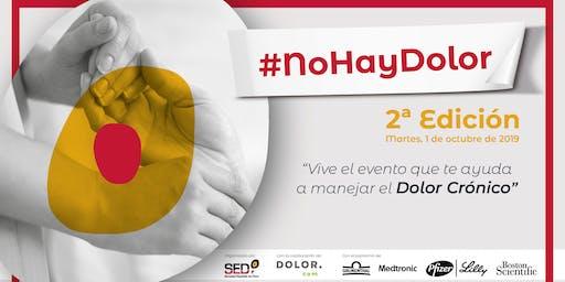 Evento #NoHayDolor 2019