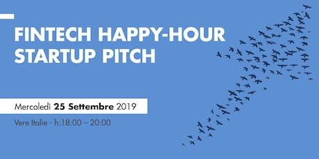 Fintech Happy | Hour Startup Pitch biglietti