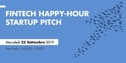 Fintech Happy | Hour Startup Pitch