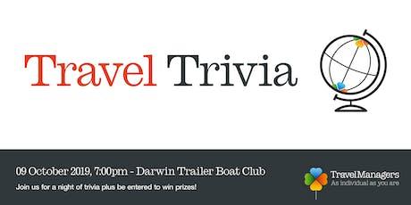 Travel Trivia tickets