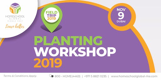 Planting Workshop 2019