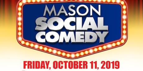 Mason Social Comedy tickets