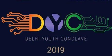CII Yi, Delhi Youth Conclave 2019 tickets
