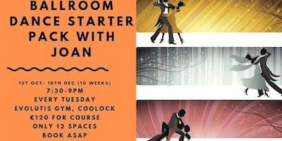 Ballroom Dance Starter Pack