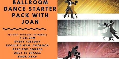 Ballroom Dance Starter Pack tickets