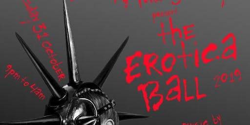The Erotica Ball feat. Audiofly, Ali and Bettina | Halloween