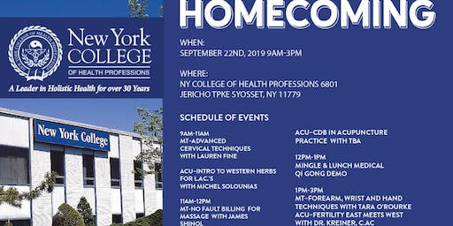 NY College Homecoming