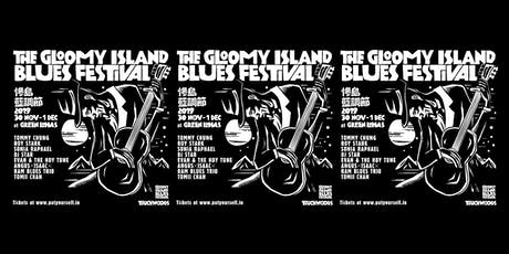 【慘島藍調節 The Gloomy Island Blues Festival2019】 Overnight blues music festival tickets