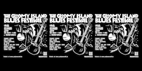 【慘島藍調節 The Gloomy Island Blues Festival2019】 Overnight blues music festival tickets