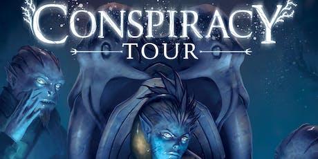 Conspiracy Tour - L'Heure du Jeu billets