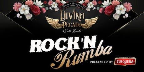 Rock 'N Rumba @ Divino Pecado (Ex Covacha) tickets