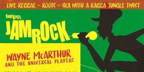 Bracknell Jamrock - Live Reggae tickets
