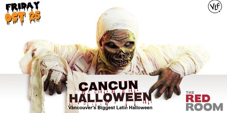 Cancun Halloween 2019 tickets