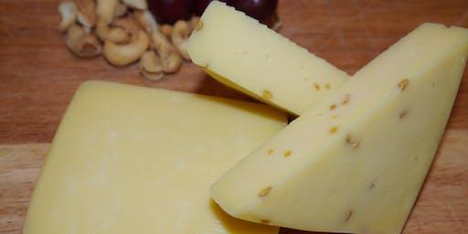 Farmhouse (semi-hard) Cheese Making course