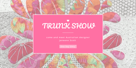 Passionately Sewn Trunk Show tickets