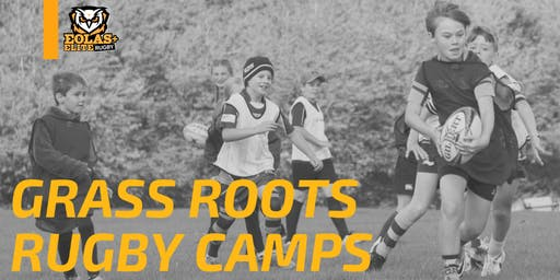 Half Term Grass Roots Rugby Camp - Tamar Saracens RFC