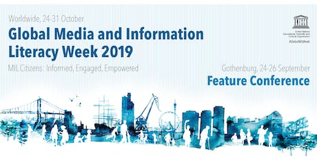 Global Media and Information Literacy Week 2019: Perspectives on media and information literacy, issues in credibility and trust from politics to health (MMU) tickets