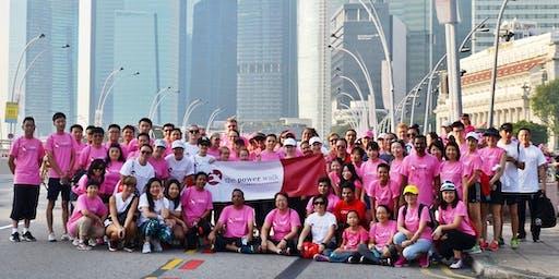 The Power Walk for Dress for Success® Singapore 2019