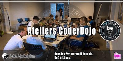 [CoderDojo] BeCode Liège - 09/10/2019