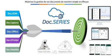 Digitaliser les processus administratifs - Dématérialisation des factures billets