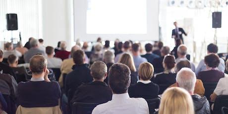 BID Development Update & Discussion Meeting tickets